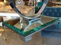 Polished Nickel Vanity Mirror Charles Hollis Jones Charles Hollis Jones Vanity Mirror In