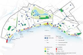 Councils Of Melbourne Map Local Beaches City Of Port Phillip Website