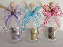 recuerdos de bautizado con frascos de gerber primera comunión bautizo centro de mesa lindas botellas 29 00 en