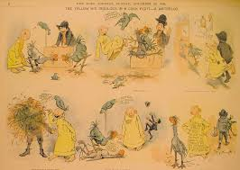 41 best outcault richard f 1863 1928 images on pinterest comic