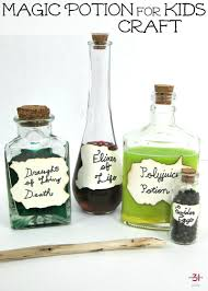 magic potions for kids craft organized 31