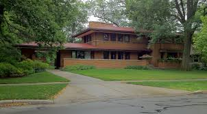 1900 Home Decor by Frank Lloyd Wright U0027s Oak Park Illinois Designs The Prairie
