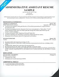 resume templates for executive assistants to ceos history resume exles for administrative assistants