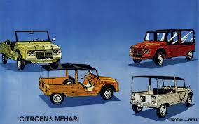 Citroen Celebrates 45th Anniversary Of The Mehari