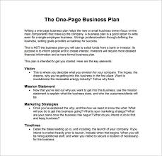 Free Non Profit Business Plan Template by Business Plan Exles Lareal Co