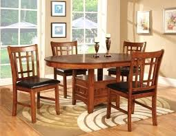 Pedestal Dining Table With Butterfly Leaf Extension Dining Table Round Dining Table With Leaf Extension Canada Round
