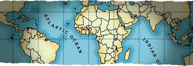 World Map Lagos by Maviga Where In The World
