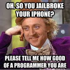 Jailbreak Meme - have you broken into the matrix yet laugh roulette