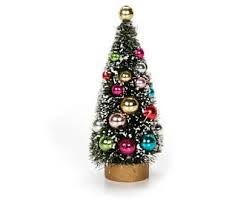 mini christmas tree with lights lighted mini tree etsy