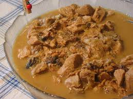 cuisiner noix de veau sauté de veau aux morilles les délices de fybule