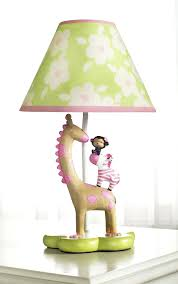 table lamps zebra table lamp blue nursery kids lighting boys