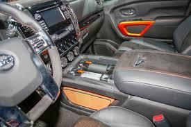 nissan titan videos youtube nissan titan warrior concept interior center console motor trend