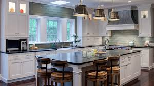 Glenview Custom Cabinets Traditional Cottage Kitchen With A Twist In Glenview Drury Design