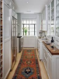 long narrow kitchen designs kitchen design interesting long kitchen design regarding your