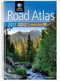 ran d ordinateur bureau en gros amazon fr rand mcnally 2017 road atlas large scale rand mcnally