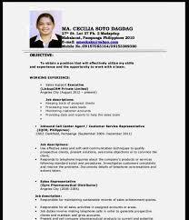 resume sle for high graduate philippines earthquake fresh graduate engineer cv exle resume template cover