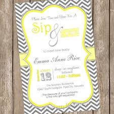 brown and pink baby shower invitations tags brown and pink baby