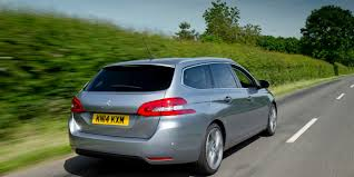 peugeot estate models peugeot 308 sw review carwow