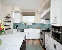 Black Subway Tile Kitchen Backsplash Kitchen Backsplash Ceramic Tile Flooring Blue Backsplash Black