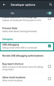 mock locations android how to enable developer options on android 4 4 and above