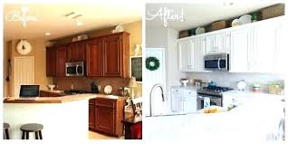 painting kitchen cabinets before and after chalk paint kitchen cabinets before and after medium size of kitchen