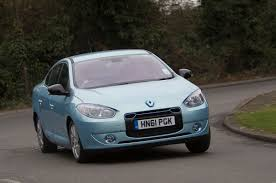 renault fluence 2018 renault fluence ze first uk drive