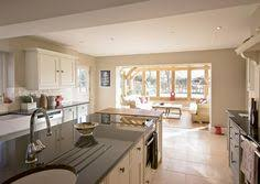 Kitchen Furniture Company A Beautiful Painted Kitchen Bathed In Light By