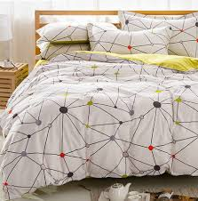 geometric pattern bedding bedroom appealing geometric pattern on white popular comforters