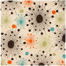 Round Flower Rug by Rug Soh747a Soho Area Rugs By Safavieh