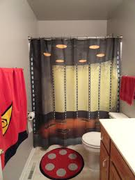 star trek bathroom curtain from think geek nerd alert