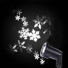 Led Snowflake Lights Outdoor by Aliexpress Com Buy 220v 110v White Led Snowflake Garden Lights