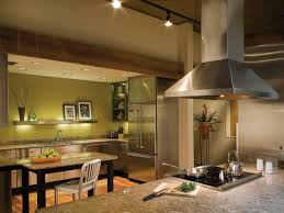 kitchen brown colors with dark cabinets light for walls color