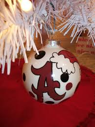 ornaments alabama ornaments alabama football