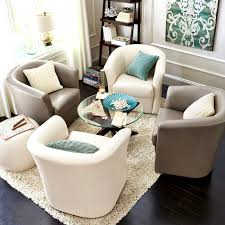 living room swivel chairs upholstered isaac ivory swivel chair pier 1 imports