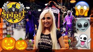 spirit of halloween costume spirit halloween new 2017 animatronics vip flagship store tour