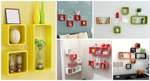Wall Shelves Pepperfry 16 Exquisite Cube Floating Wall Shelves To Make You Say Wow