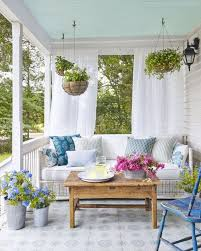 Front Porch Patio Ideas 21 Ways To Revive The Lost Art Of Porching Round Top Benjamin
