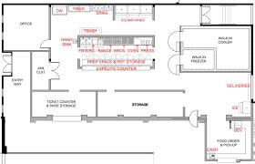 floor plan search smartdraw tutorial floor plan inspirational restaurant kitchen