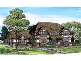 Hipped Roof House Plans Westglen Farm Tudor Home Plan 038d 0460 House Plans And More
