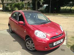 nissan micra elle 2013 only 8 k miles sat nav fully loaded 1