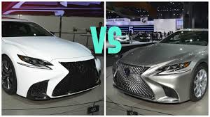 lexus used nyc 2018 lexus ls f sport joins ls 500h in new york autoevolution