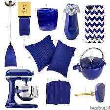 Blue Home Decor Color Of The Week Cobalt Blue Cobalt Blue Cobalt And Kitchen