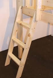 Wood Bunk Bed Ladder Only Wood Bunk Bed Ladder Only Interior Design Ideas For Bedroom
