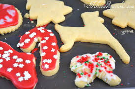 the one and only christmas sugar cookie fifteen spatulas