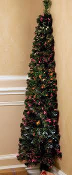corner christmas tree small fibre optic christmas tree christmas lights decoration