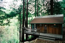 Tree Houses Luxury Cabin Tree Houses California