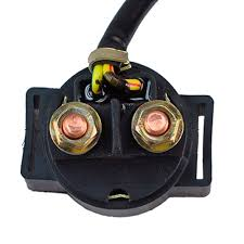 amazon com new scooter starter relay solenoid for gy6 50cc 125cc