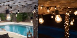 Light For Patio Transform Your Backyard With Outdoor And Patio Lighting