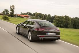 porsche panamera turbo 2017 back 2017 porsche panamera first drive review motor trend