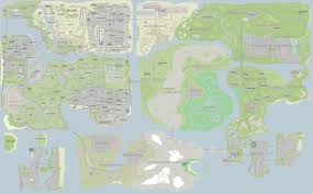 San Andreas Map Gta Mapmaking Page 55 Grand Theft Auto Series Gtaforums
